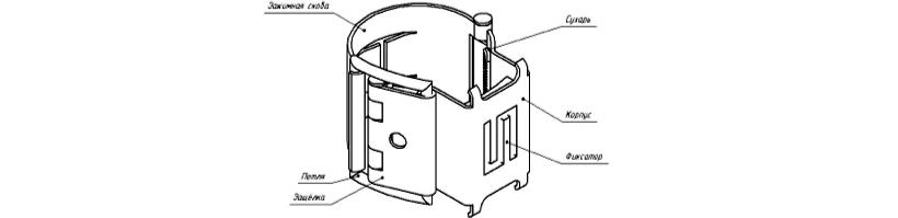 Протектор универсальный ПУ-73